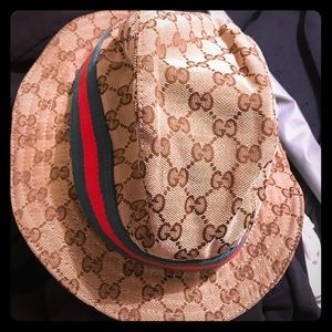 Real Gucci hat